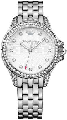 Juicy Couture Silver Charlotte Watch