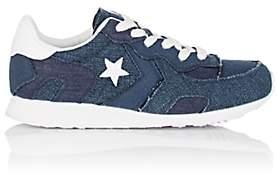 Converse Men's Thunderbolt Denim Sneakers-Navy