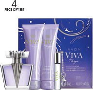 Fergie Viva by Special Edition Gift Set