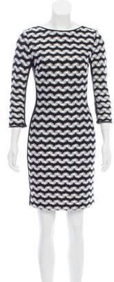 Reiss Knit Mini Dress