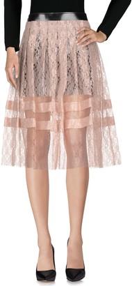 Philosophy di Lorenzo Serafini Knee length skirts