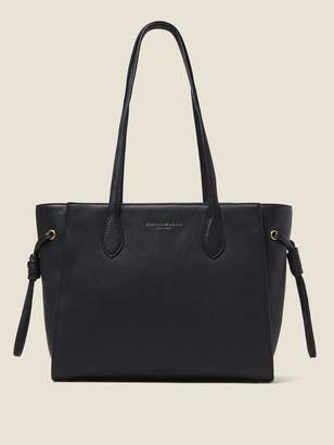 DKNY Pebbled Leather East West Tote