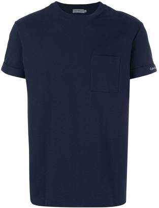 Calvin Klein Jeans chest pocket T-shirt