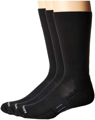 Wrightsock DL FUEL Crew - 3 Pack Crew Cut Socks Shoes