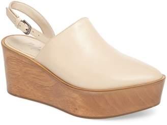 Matisse Eyals Slingback Platform Wedge Sandal
