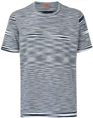 Missoni striped short-sleeve T-shirt 37ccc5a4d