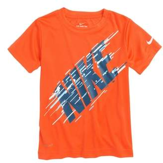 Nike Motion Logo Graphic T-Shirt