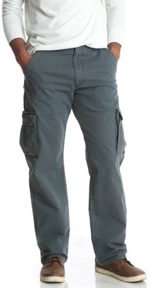 Wrangler Big Men's Comfort Solution Series Cargo Pant