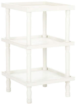 One Kings Lane Phineas Side Table - White