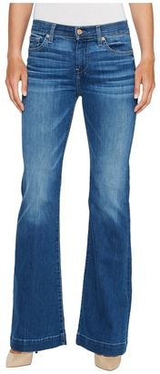 7 For All Mankind - Dojo Jeans in Bella Heritage Women's Jeans $159 thestylecure.com