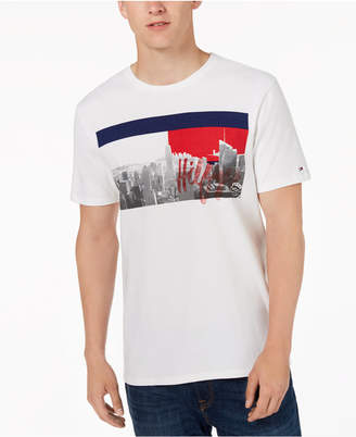 Tommy Hilfiger Men's Collin's Graphic T-Shirt, Created for Macy's
