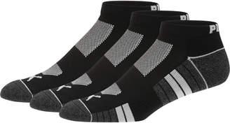 Men's Low Cut Terry Socks (3 Pack)
