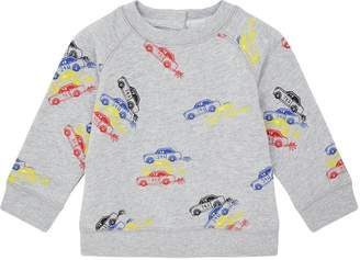 Stella McCartney Billy Car Print Sweatshirt