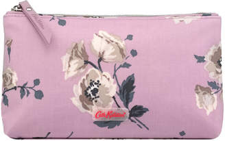 Cath Kidston Island Bunch Matt Zip Make up Bag