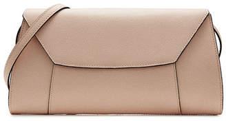 Valextra La Scala Leather Clutch