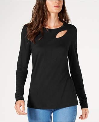 e7137dc9cc1c3a INC International Concepts Women s Longsleeve Tops - ShopStyle