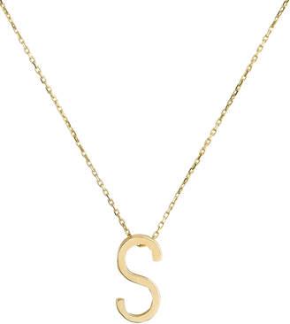Nickho Rey S Alphabet Necklace