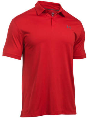 Under Armour Men's Coolswitch Microthread Polo