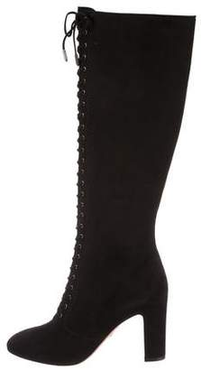 Aquazzura Amber Knee-High Boots w/ Tags