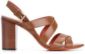 Santoni strappy sandals