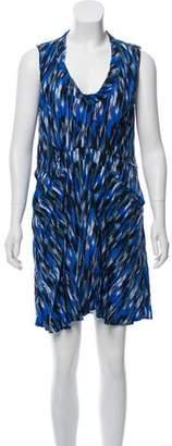 Thakoon Printed Mini Dress w/ Tags