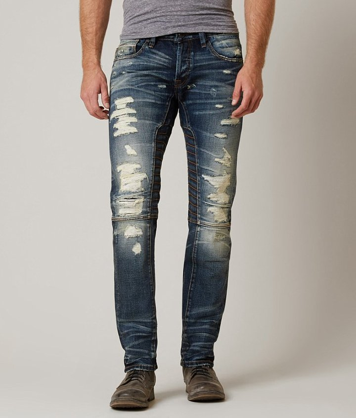 Cult Of Individuality Cult Of Individuality Greaser Moto Straight Jean