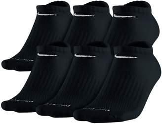 Nike 6-pk. Dri-FIT No-Show Socks - Men