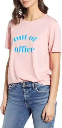 ban.do Out of Office Cotton Tee