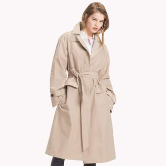 Tommy Hilfiger Tommy Icons Organic Cotton Trench