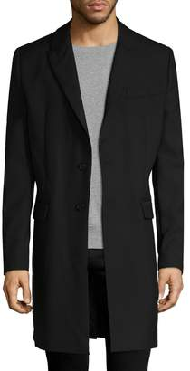 Givenchy Men's Wool Coat