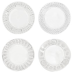 Forte Assorted Canape Plate, Set of 4 - 100% Exclusive