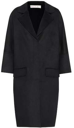 Marni Wool and alpaca coat