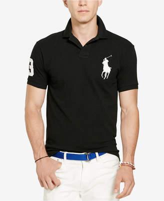 Polo Ralph Lauren Men's Classic Fit Big Pony Polo