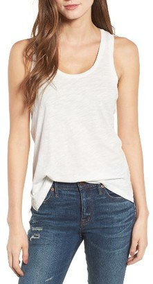 Women's Madewell Whisper Cotton Tank $18.50 thestylecure.com