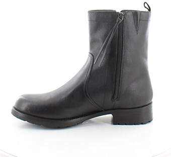 DKNY Dkny Women's Naoishe Faux Fur Lined Ankle Boots.