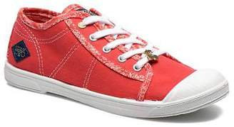Le Temps Des Cerises Kids's Lc Basic 02 Low rise Trainers in Red