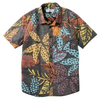 Billabong Sundalys Floral Short Sleeve Shirt (Big Boys)