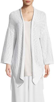 Eileen Fisher Kimono Bracelet Sleeve Cardigan