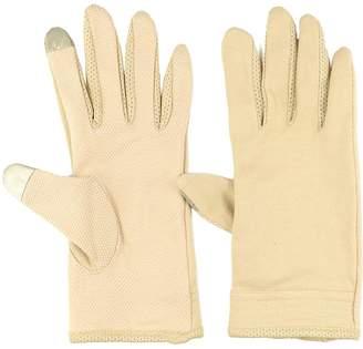 JURUAA Mens Wedding Cotton Gloves Dress Stretch Gloves UPF Sun Protective Glove
