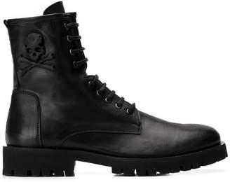 Philipp Plein Rock Man boots