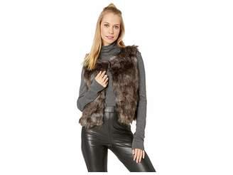 BB Dakota Foxy Lady Patch Work Vest