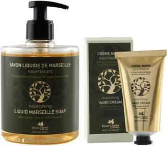 Panier Des Sens Organic Olive Oil Liquid Soap and Hand Cream