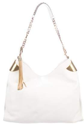 Gucci 1970 Leather Hobo White 1970 Leather Hobo