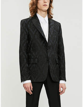 Givenchy Slim-fit stretch-cotton shirt