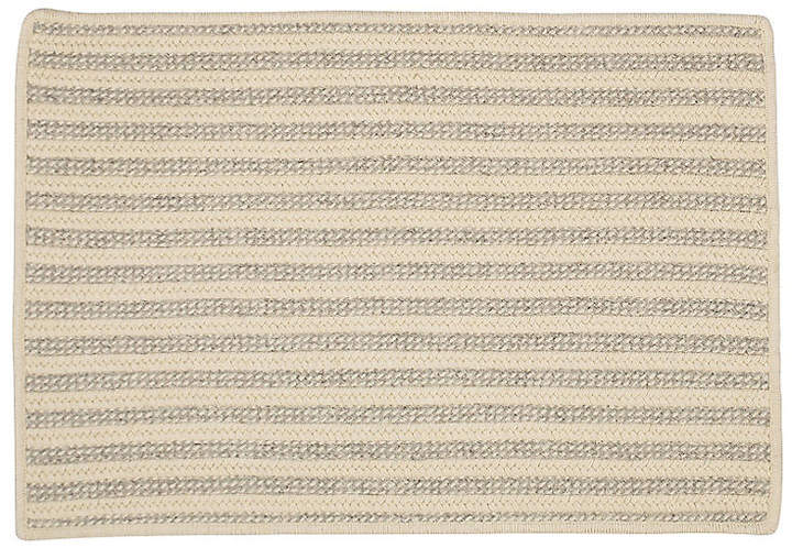 Abilene Braided Rug - Light Gray - 9'x12'