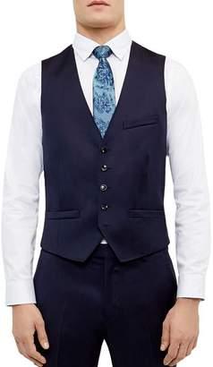 Ted Baker Raisew Debonair Plain Waistcoat