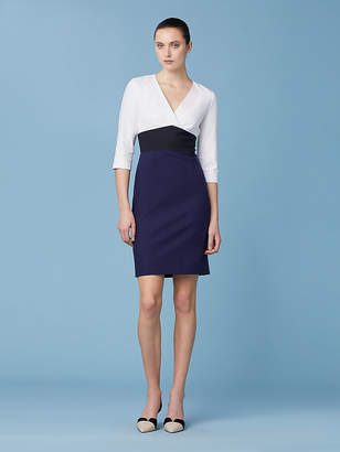 Diane von Furstenberg Lauren High Waisted Dress