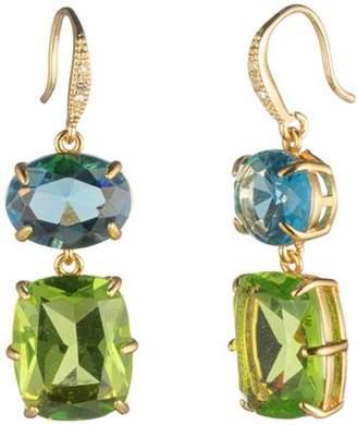 Carolee Double Drop Earrings