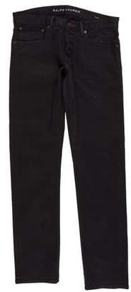 Ralph Lauren Black Label Five-Pocket Skinny Jeans