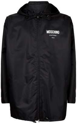 Moschino Logo Shell Jacket